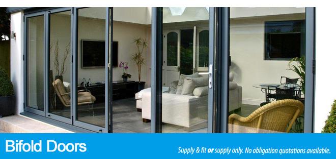 Bifold Doors | UPVC Double Glazed Windows, Doors & Conservatories ...