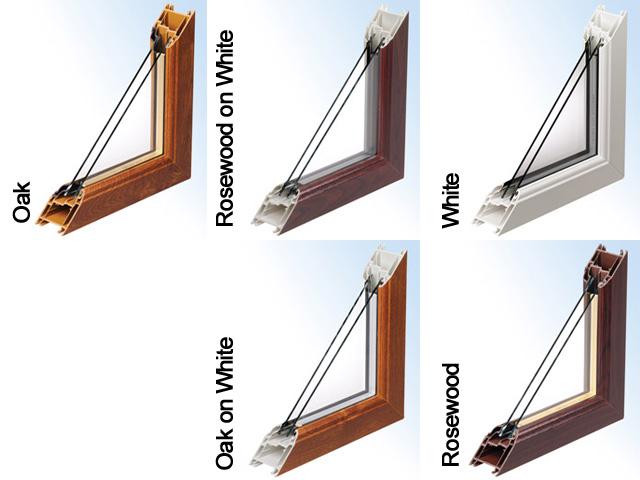 Double glazing upvc double glazed windows doors for Double glazed door and frame